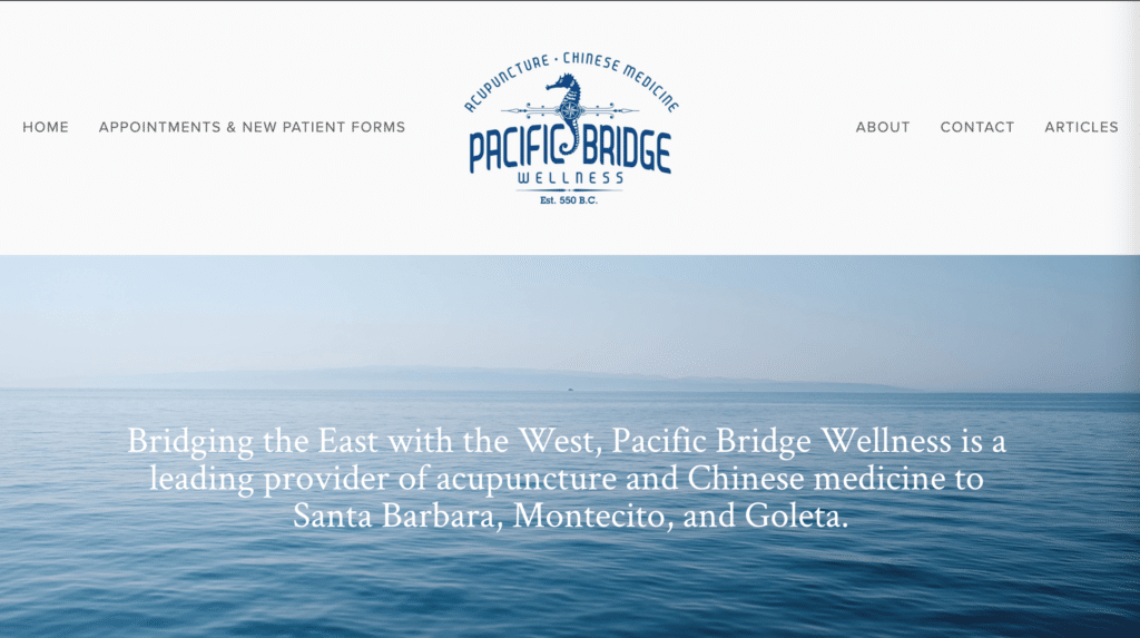 Pacific wellness acupuncture