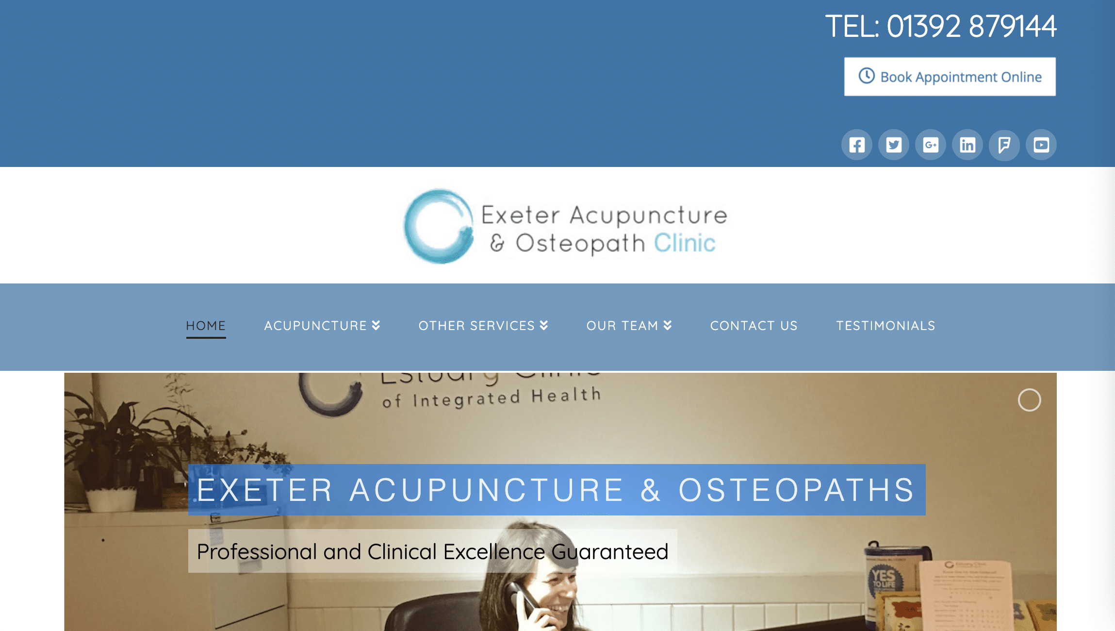 exeter acupuncture clinic